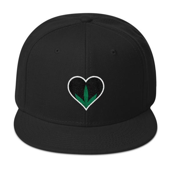 PassinGrass Snapback Hat
