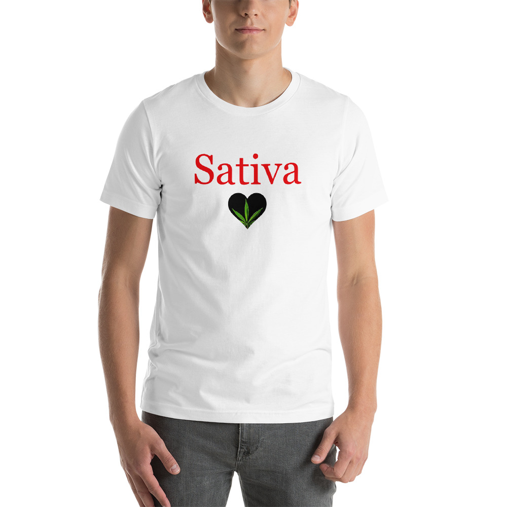 Sativa Short-Sleeve Unisex T-Shirt